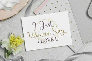 love-script-font