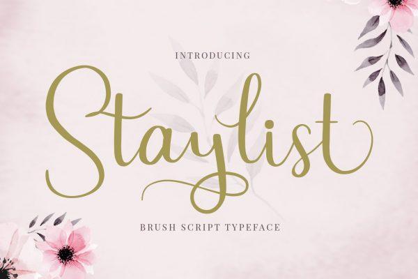 staylist-script-font-preview
