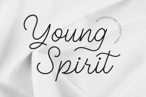 young-spirit-lovely-handwritten-script-font